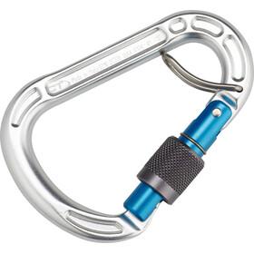 Climbing Technology Concept SGL Karabinek niebieski/srebrny